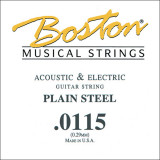 String for acoustic or electric guitar Boston BPL-0115