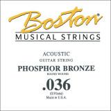 Струна для акустичної гітари Boston BPH-036