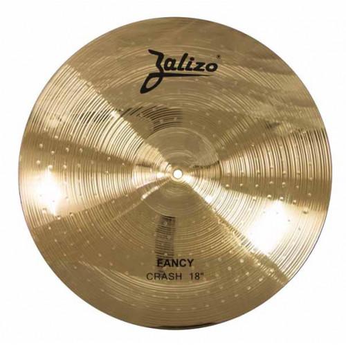 Тарілка для барабанів Zalizo Crash 18