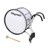 Маршевый бас-барабан Hayman MDR-2612 Маршевый бас-барабан Hayman MDR-2612