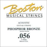 Струна для акустичної гітари Boston BPH-056