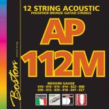 Струни для акустичної гітари Boston AP-112-M