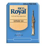 Тростини для сопрано-саксофона Rico Royal (1 шт.) #2.5