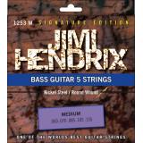 Струни для бас-гітари JIMI HENDRIX 1253 M