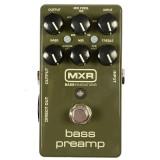Педаль ефектів Dunlop MXR Bass Preamp