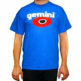 T-shirt Gemini Blue M