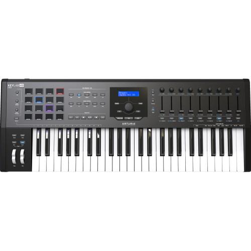 MIDI-клавіатура Arturia KeyLab 49 MkII (Black)