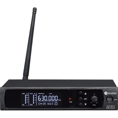 Радіосистема Prodipe B210 DSP Solo CL21