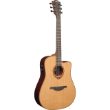 Electro acoustic guitar Lag Tramontane T100DCE S/N1003TR05375 @