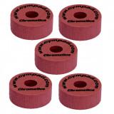 Набір прокладок для тарілок Cympad Chromatic Малиновий