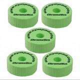 Набір прокладок для тарілок Cympad Chromatic Зелений
