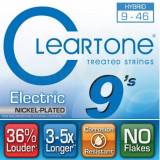 Strings for electric Cleartone 9419 Hybrid 09-46