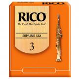 Тростини для сопрано-саксофона Rico серія RICO (1 шт.) #3.0
