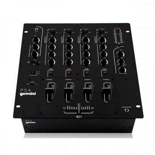 Мікшерний пульт для DJ Gemini PS-4