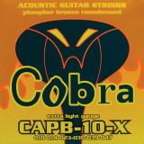 Acoustic Guitar Strings Cobra CAPB-10-X