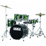 Drumset Peace Prodigy DP-109CH-22 Green