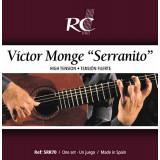 Струни для класичної гітари ROYAL CLASSICS SRR70, «Victor Monge SERRANITO»
