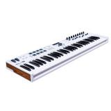 MIDI Keyboard Arturia KeyLab Essential 61 White
