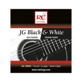 Classic Guitar Strings Royal Classics SBW80 JG Black & White