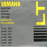 Strings for Electric Guitar Yamaha GSA50L (10-46)