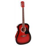 Acoustic Guitar Richwood RD-12 (Red Sunburst)