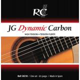 Classical guitar strings ROYAL CLASSICS DC10, DYNAMIC CARBON