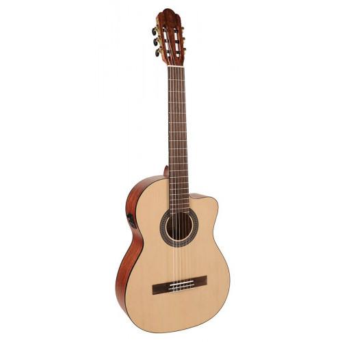 Класична гітара зі звукознімачем Salvador Cortez CS-244-CE