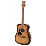 Acoustic Guitar Richwood RD-12L-SB