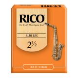 Тростини для альт-саксофона Rico серія RICO (10 шт.) #2.5