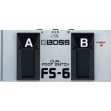 Dual Footswitch Boss FS-6