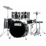 Drumset Peace Marauder DP-2216C Black
