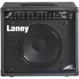 Комбопідсилювач для електрогітари Laney LX65R Чорний