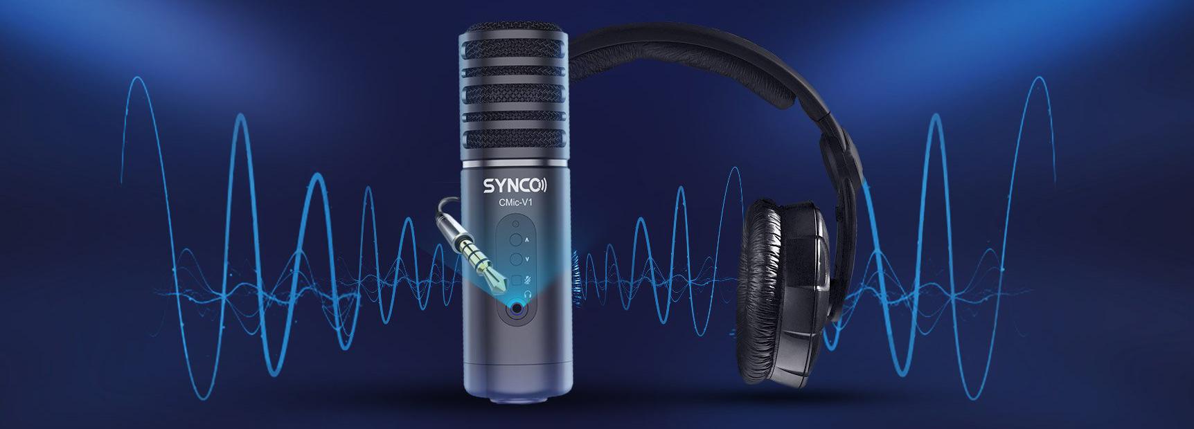 SYNCO Mic-V1